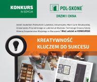 """IV Edycja Konkursu """"Kreatywność kluczem do..."""