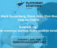Jak stworzyć startup, który podbije świat ?
