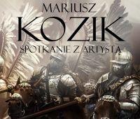 Mariusz Kozik spotkanie z artystą