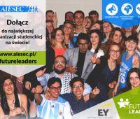Rekrutacja do AIESEC - do 12 maja
