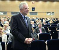 Prof. S.Michałowski Rektorem UMCS na kadencję 2016-2020