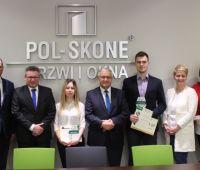 POL-SKONE przyznało nagrody kreatywnym studentom