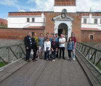 Studenci Historii i Turystyki Historycznej na Ukrainie