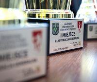 Spotkanie z medalistami Akademickich Mistrzostw Polski