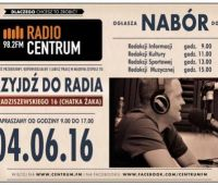 Radio Centrum invitation to cooperation
