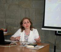 Doutora Yana Andreeva - palestras sobre a migração em...