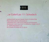 111 w Galerii po 111 Schodach
