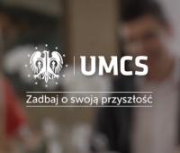 Zadbaj o swoją przyszłość - nowy spot UMCS