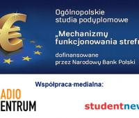 Mechanizmy funkcjonowania strefy euro - 8-9 czerwca 2015...