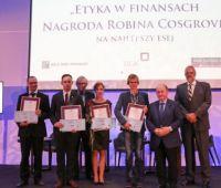 """Doktorant WE UMCS zwycięzcą konkursu """"Etyka w finansach...."""