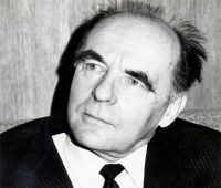Pożegnanie zmarłego Profesora Zdzisława Cackowskiego