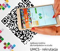 Aplikacja mobilna ✯ UMCS - rekrutacja