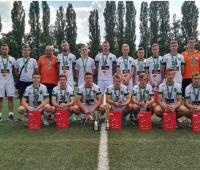 Piłkarze AZS UMCS Lublin brązowymi medalistami AMP