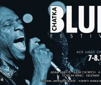 Chatka Blues Festival - zaproszenie