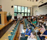 Rektor UMCS w ogniu pytań słuchaczy Lata Polonijnego 2016