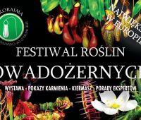 14-18 września: Festiwal Roślin Owadożernych