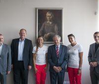 Spotkanie z uczestniczkami Igrzysk Olimpijskich w Rio de...
