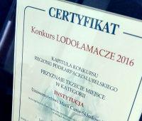 UMCS wśród laureatów konkursu LODOŁAMACZE