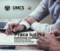 Praca ludzka - zaproszenie na konferencję