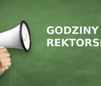 Godziny rektorskie w Centrum Kultury Fizycznej UMCS (17.11.)