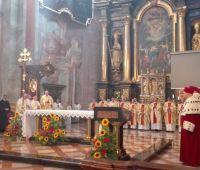 Msza św. z okazji Inauguracji roku akademickiego