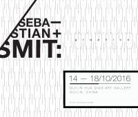 """Wystawa grafiki Sebastiana Smita pt. """"The Eyes of..."""