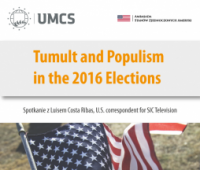 """""""Tumult and Populism in the 2016 Elections"""". Talk by Luis..."""
