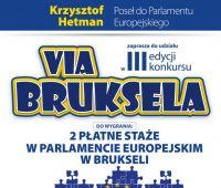 Do wygrania staż w Parlamencie Europejskim