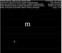 MEMENTO -  Śmiertelnie poważna wystawa