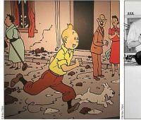 """RoManiacy: komiks """"Tintin"""" + blogi na temat..."""