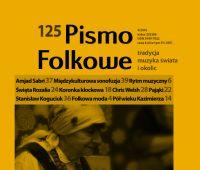 Spotkanie promocyjne 125 numeru Pisma Folkowego
