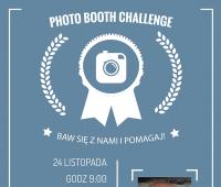 Photo Booth Challenge 2016 - baw się z nami i pomagaj!