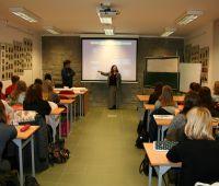 Wizyta wykładowców z Escola Superior de Educação w Lizbonie