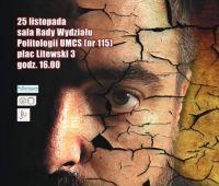 Tomasz Sekielski gościem Wydziału Politologii