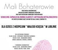 """Rusza VI edycja akcji """"Mali Bohaterowie"""""""