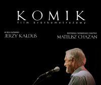 """Premiera filmu """"Komik"""" - zaproszenie"""