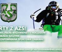 Narty w Szczyrku z AZS UMCS!