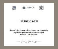 EUROJOS-XII Konferencja naukowa 7-9 grudnia 2016 r.
