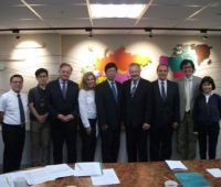 UMCS delegation vists Taiwan