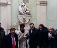Wykłady na Uniwersytecie w  Brescii w ramach programu...