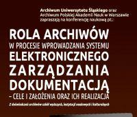 Rola archiwów w procesie wprowadzania systemu...