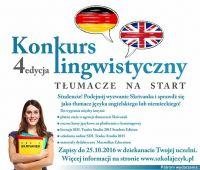 Konkurs tłumaczeniowy - wyniki
