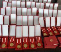 Ceremonia wręczenia Medali KEN