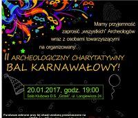 II Archeologiczny Bal Charytatywny