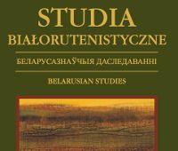 """""""Studia Białorutenistyczne"""" vol. 10/2016"""