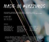"""Zapraszamy na koncert """"Made in #jazzUMCS"""""""