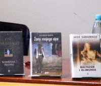 """Spotkanie z literaturą luzofońską """"Nie tylko Paulo Coelho"""""""