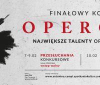 Koncert Międzynarodowego Konkursu Wokalnego