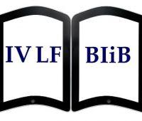 IV Lubelskie Forum Bibliologów, Informatologów i...