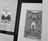 Otwarcie wystawy grafik dr. Zbigniewa Jóźwika - fotorelacja